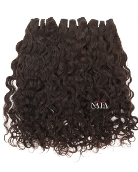 All Length Brazilian Loose Curly Hair Natural Curly Brazilian Hair 3 Bundles