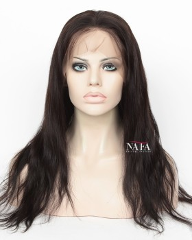 360 Full Lace Wig Human Hair Natural Hair Wig Natural Straight Texture