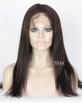 360 Yaki Straight Wig 360 Lace Front Wig 180 Density