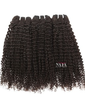 Virgin Brazilian Afro Kinky Curly Hair 3 Bundles