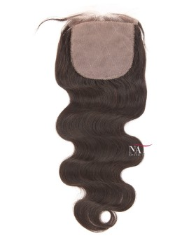 Nafawigs Brazilian Body Wave Closure Women's Hair Pieces For Top Of The Head