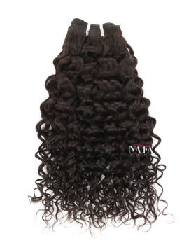 Fashion Brazilian Curly Weave Human Hair Bundles