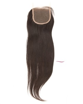 Brazilian Straight 4x4 Free Part Lace Closure