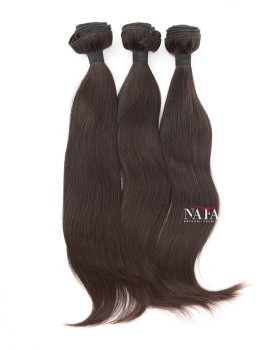Virgin Cambodian Long Straight Hair Weave 3 Bundles