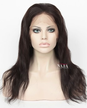 Cheap 360 Lace Frontal Wigs Human Hair Indian Remy Hair Wig