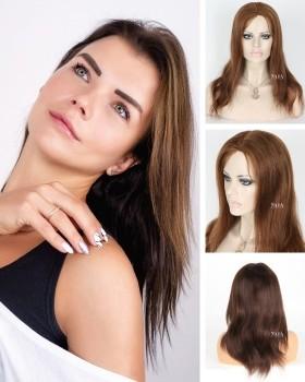 chestnut brown sugar wig