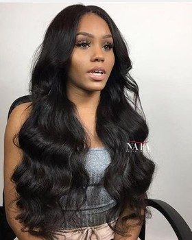 Nafawigs Body Wave Human Hair Lace Wig Online