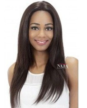 Nafawigs Transparent Full Swiss Lace Human Hair Wig
