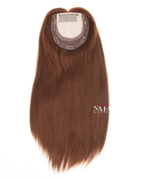 natural-looking-brown-hairpiece-for-women-thinning-hair