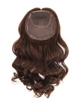 16-inch-curly-hair-topper-human-hair-7x7-transparent-lace-closure