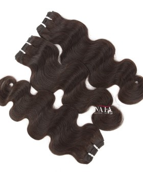 Natural Color Indian Body Wave Hair Bundles 3 Bundles in one Pack