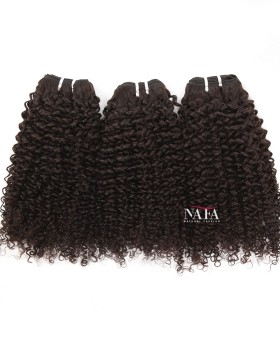 Small Curl Jerry Curly Weave Natural Hair Curls Virgin Brazilian Hair