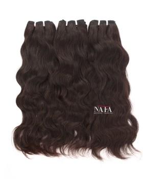 Natural Straight Malaysian Hair Bundles Natural Color 3 Bundles