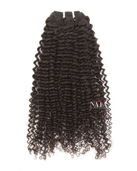 Nafawigs Natural Kinky Curly Hair Weave Virgin Brazilian Bundles