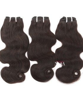 Short Quick Weave Styles Body Wave Short Hair  3 Bundles