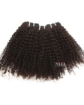 Small Curl Perm Brazilian Curly Hair Bundles Brazilian Virgin Hair 3 Bundles