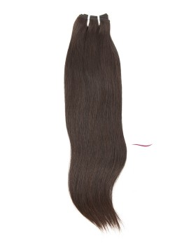 Straight Weave Italian Human Hair Natural Color