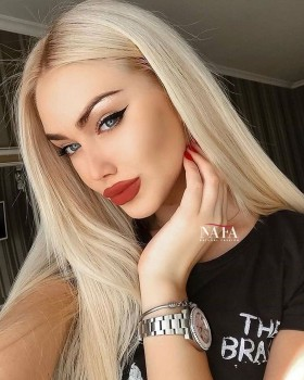 Best White Blonde Human Hair Wigs For White Women