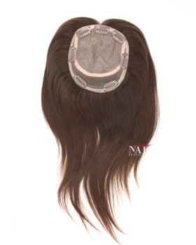 Short Transparent 5x6 Silk Top Base Lace Closure Straight Hair