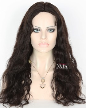 black-human-hair-medium-length-wavy-wigs