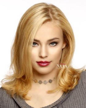 New Fashion Bouncy Curly Human Hair Wigs For White Women