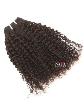 Nafawigs Special Design Small Tight Curls Curly Hair Weave Bundles