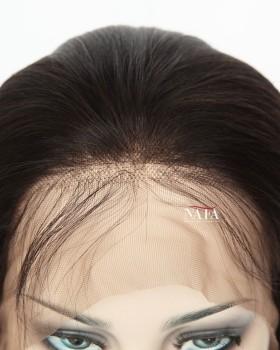 360 Closure Yaki Hair Wig Cheap 360 Lace Front Wig