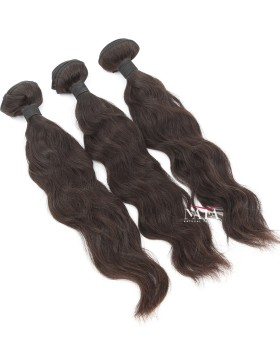 Pure Cambodian Hair Extensions Natural Color Natural Straight 3 Bundles