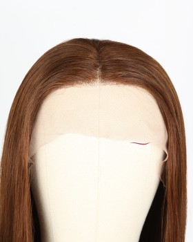 14-inch-lace-front-bob-cut-wigs-human-hair-brown-bob-wig