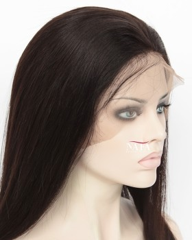 Cheap Pre Plucked 360 Lace Wig Human Hair Straight 360 Lace Wig