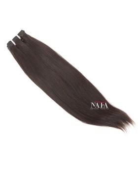 Virgin Hair Chinese Yaki Human Hair Extensions