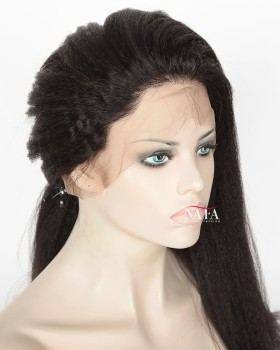 Cheap 360 Full Lace Wigs Human Hair Cheap Italian Yaki Hair Wig