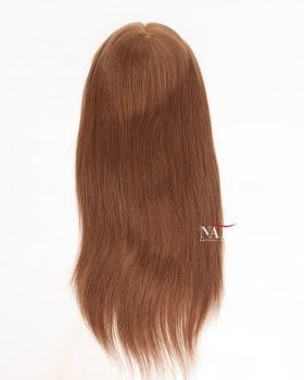 best-womens-human-hair-topper-light-brown-hair