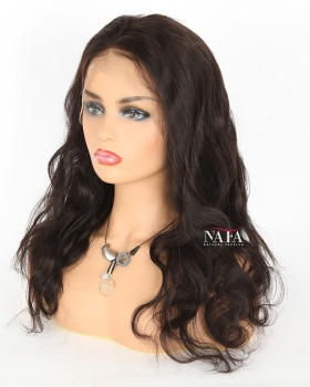 Pre Plucked 360 Lace Frontal Wig Body Wave Human Hair Wig