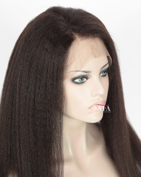 Afro Kinki 360 Wig Affordable 360 Lace Frontal Wigs