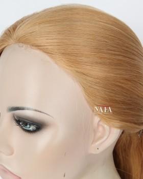 Top Fashion Blonde Virgin Brazilian Full Lace Wig Wholesale