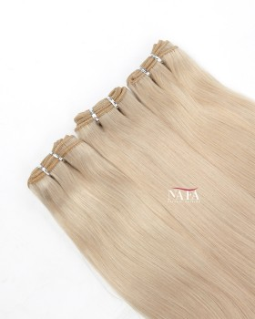 Ladies Fashion Platinum White Hair 14 inch to 24 Inch