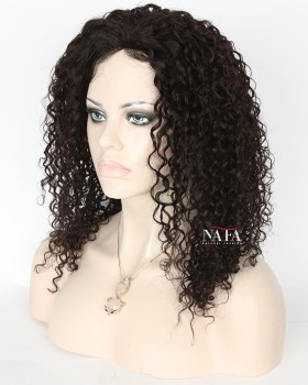 Natural Looking Tight Curly Wigs For Women