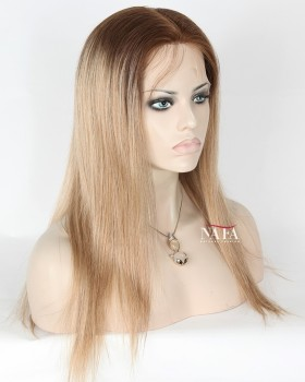 Straight Ombre Wigs Ombre Human Hair Brazilian Wig
