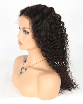 Unique Style Of Deep Body Wave 5X5 Closure Wig