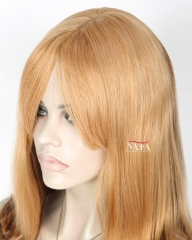 Nafawigs Orthodox Jewish Women Hair Jew Wig Straight Texture