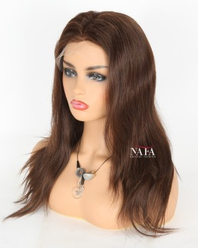 16-inch-chestnut-straight-human-hair-lace-front-wig