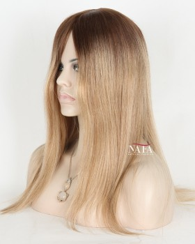 best-undetectable-transparent-lace-front-wig-straight-ombre-wig