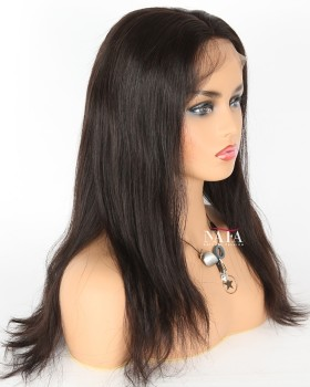 Cheap Silk Top Base Lace Front Wigs With Baby Hair