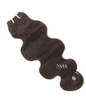 Natural Color Body Wave Weave Human Hair