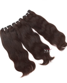 Short Natural Black African American Hair 3 Bundles