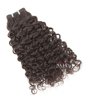 African American Curly Hair Virgin Brazilian