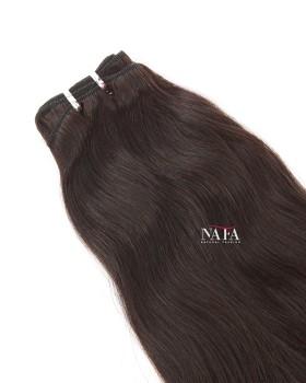Nafawigs Natural Straight Cheap Human Hair 3 Bundles Weave Hair In Stock