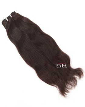 Cheap Weave Human Hair Bundles Natural Straight Natural Color