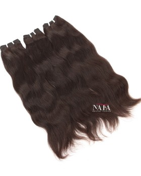 18 Inch Hair Weave Natural Straight Remy Hair 3 Bundles